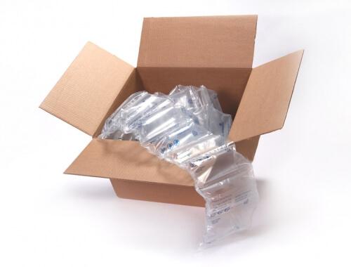 polnilo pri pakiranju