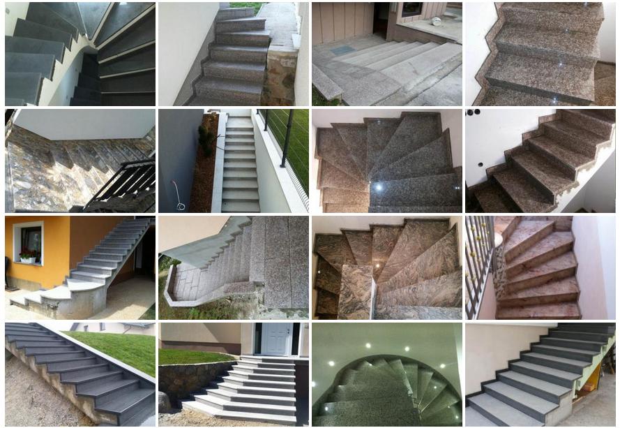 Granitne stopnice - KM