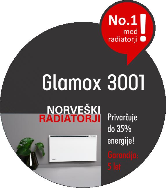 Krog Glamox 3001