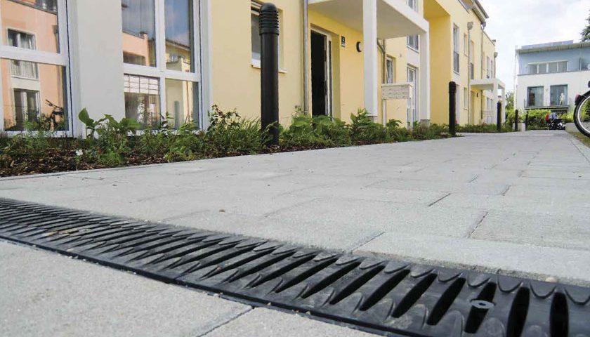 kanalete za nizkogradnje in privat objekte